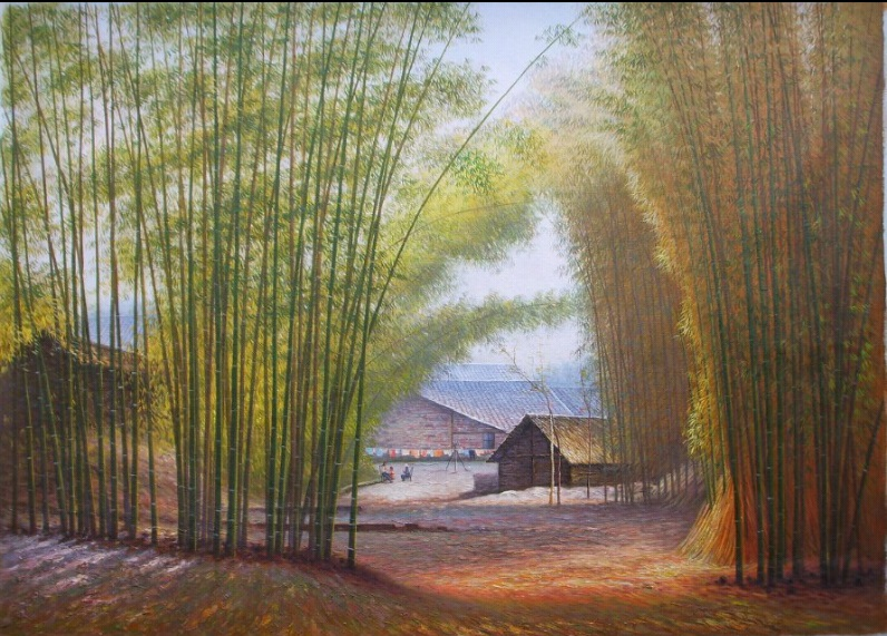 pop abstract art chinese famous oil paintings singapore the