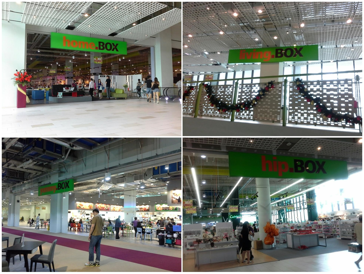 Big Box Retail Stores Singapore