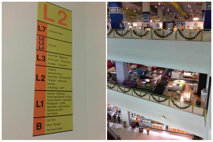 Big Box Stores Listings Singapore