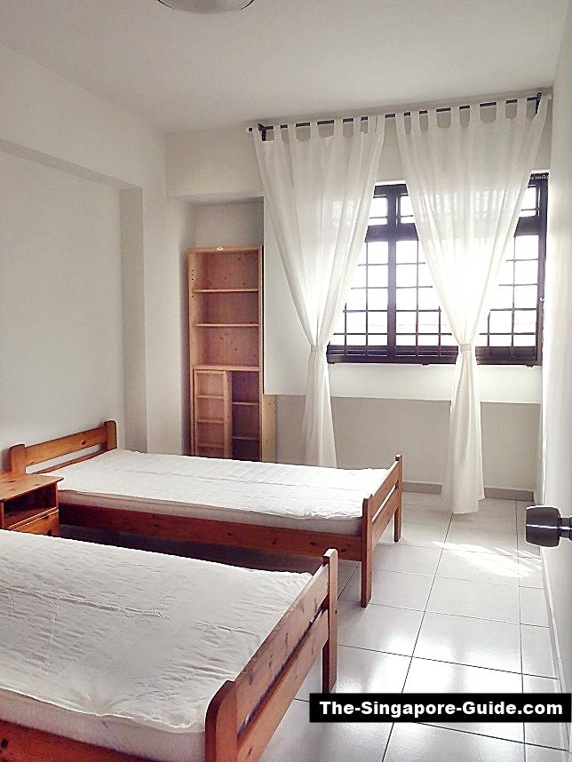 Hdb Bedroom: 5 Room HDB Flats For Rent