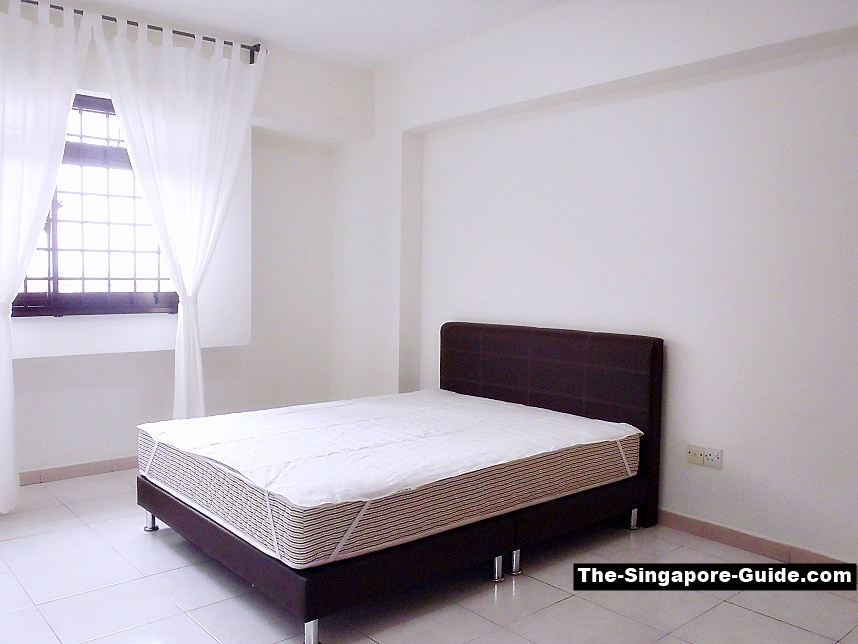 5 room hdb flats for rent the singapore guide Master bedroom clementi rent